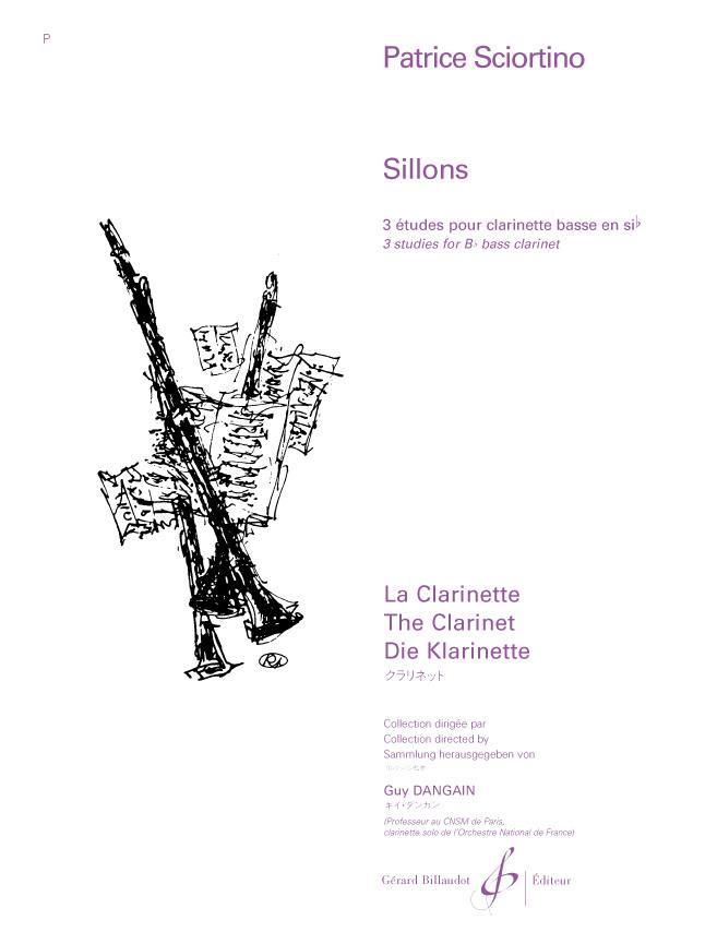 SILLONS, 3 ETUDES