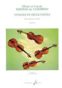VOYAGES EN DECOUVERTES VOLUME 1
