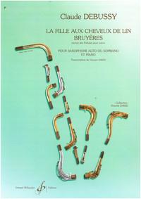 LA FILLE AUX CHEVEUX DE LIN - BRUYERES (EXTRAIT DES PRELUDES)