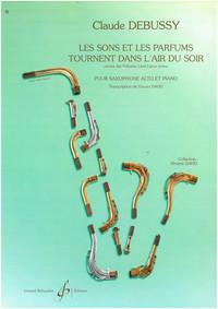 LES SONS ET LES PARFUMS TOURNENT DANS L'AIR DU SOIR (EXTRAIT DES PRELUDES LIVRE I)