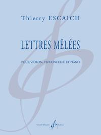 LETTRES MELEES