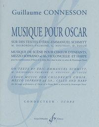 MUSIQUE POUR OSCAR - CONDUCTEUR