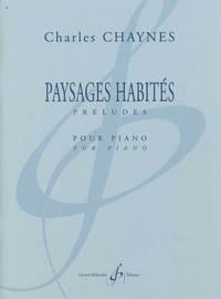 PAYSAGES HABITES