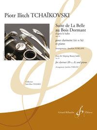 SUITE DE LA BELLE AU BOIS DORMANT--D'APRES LE BALLET OPUS 66