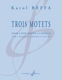 TROIS MOTETS