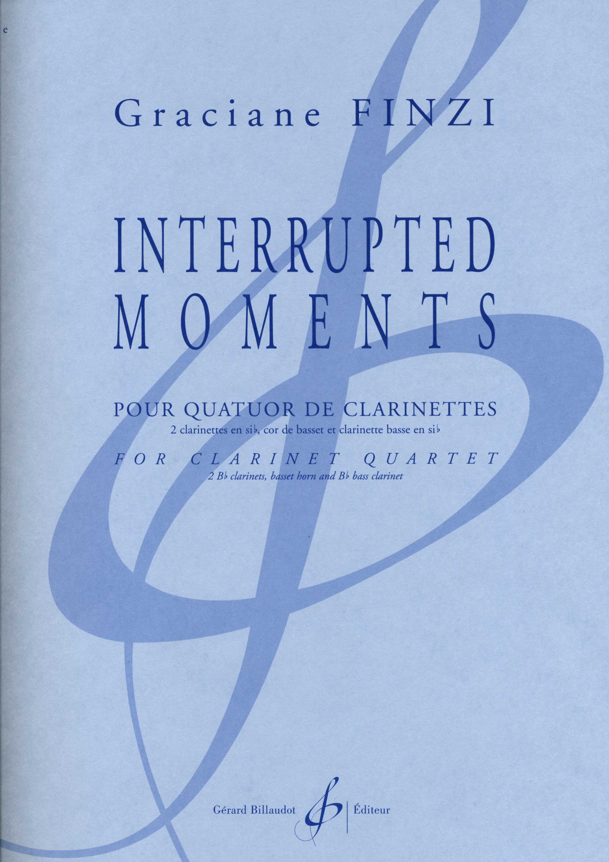 INTERRUPTED MOMENTS
