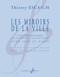 LES MIROIRS DE LA VILLE