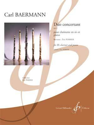 DUO CONCERTANT OPUS 4