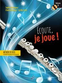 ECOUTE JE JOUE ! VOLUME 2 - FLUTE - CD OFFERT