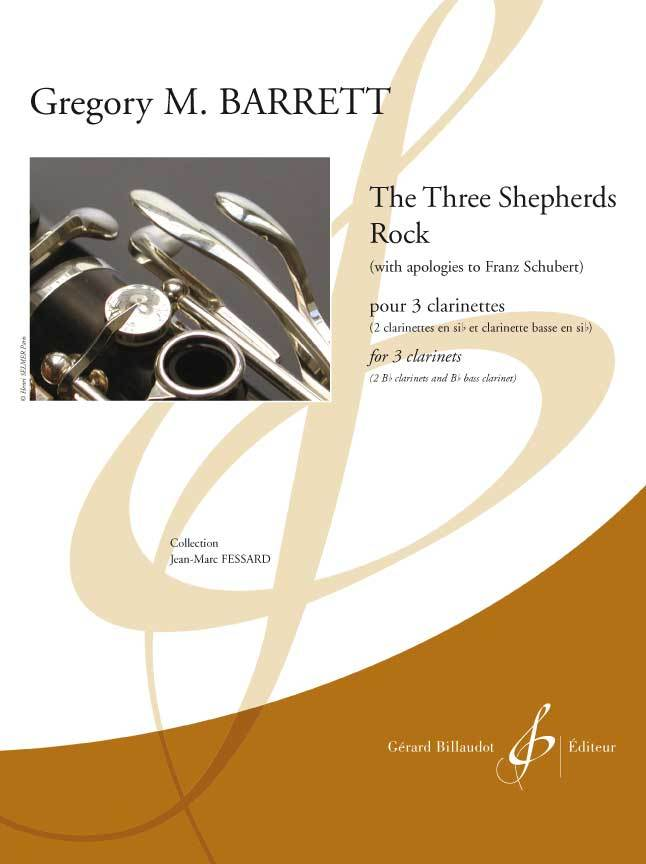 THE THREE SHEPHERDS ROCK