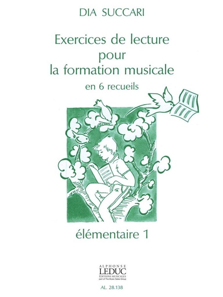 DIA SUCCARI: THEORY EXERCISES FOR MUSICAL EDUCATION (VOLUME 5)