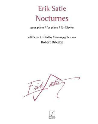 NOCTURNES PIANO