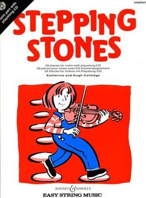 STEPPING STONES VIOLON +CD