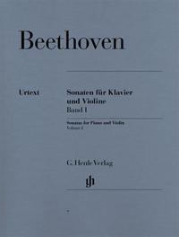 SONATES V1 --- VIOLON ET PIANO