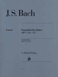 SUITES FRANCAISES BWV 812-817