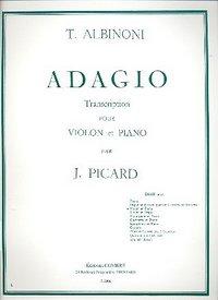 ADAGIO --- VIOLON ET PIANO