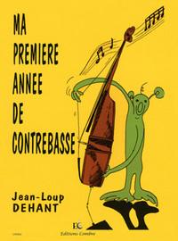 MA PREMIERE ANNEE DE CONTREBASSE --- CONTREBASSE