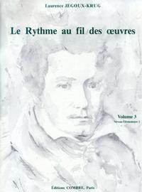 LE RYTHME AU FIL DES OEUVRES VOL.3 --- FORMATION MUSICALE