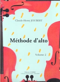 METHODE D'ALTO VOL.2 - 32 LECONS 1ERE ET 3E POSITIONS --- ALTO