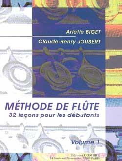 METHODE DE FLUTE VOL.1 (32 LECONS DEBUTANTS) --- FLUTE