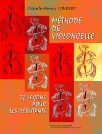 METHODE DE VIOLONCELLE VOL.1 - 32 LECONS DEBUTANTS --- VIOLONCELLE