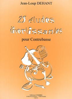 ETUDES DIVERTISSANTES (25) --- CONTREBASSE