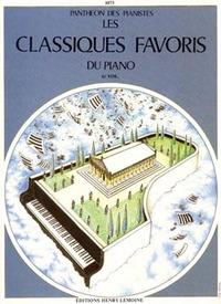 LES CLASSIQUES FAVORIS VOL.6 --- PIANO