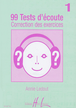 99 TESTS D'ECOUTE VOL.1 CORRIGES