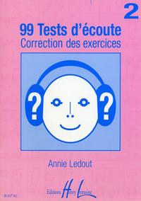 99 TESTS D'ECOUTE VOL.2 CORRIGES
