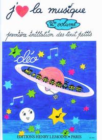 J'AIME LA MUSIQUE VOL.2 --- EVEIL MUSICAL