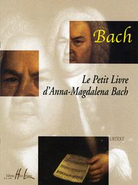 LE PETIT LIVRE D'ANNA MAGDALENA --- PIANO