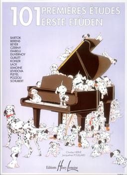 PREMIERES ETUDES (101) --- PIANO