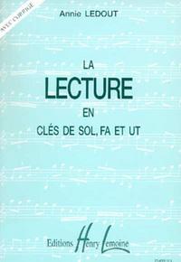 MANUEL DE LECTURE --- FORMATION MUSICALE