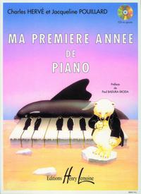 MA PREMIERE ANNEE DE PIANO
