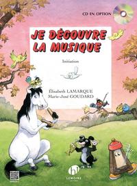 JE DECOUVRE LA MUSIQUE - INITIATION --- FORMATION MUSICALE