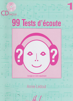 99 TESTS D'ECOUTE V1 +CD