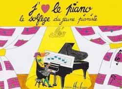 J'AIME LE PIANO --- EVEIL MUSICAL