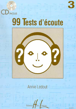 99 TESTS D'ECOUTE V3 +CD
