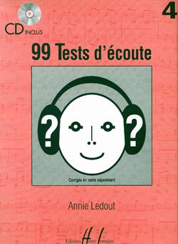 99 TESTS D'ECOUTE V4 +CD