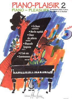 PIANO-PLAISIR VOL.2 + CD --- PIANO