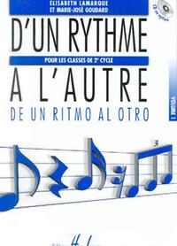 D'UN RYTHME A  L'AUTRE 1 --- FORMATION MUSICALE