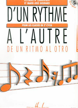 D'UN RYTHME A  L'AUTRE 3 --- FORMATION MUSICALE