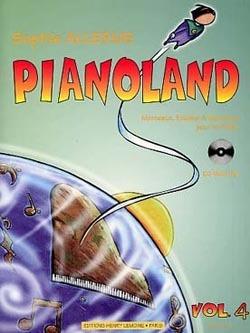 PIANOLAND VOL.4 + CD --- PIANO