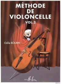 METHODE DE VIOLONCELLE VOL2 --- VIOLONCELLE
