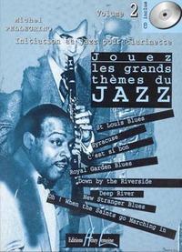 JOUEZ LES GRANDS THEMES DU JAZZ VOL.2 + 2CD --- CLARINETTE