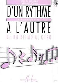 D'UN RYTHME A  L'AUTRE 4 --- FORMATION MUSICALE