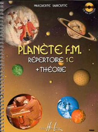 PLANETE FM VOL.1C - REPERTOIRE ET THEORIE --- FORMATION MUSICALE