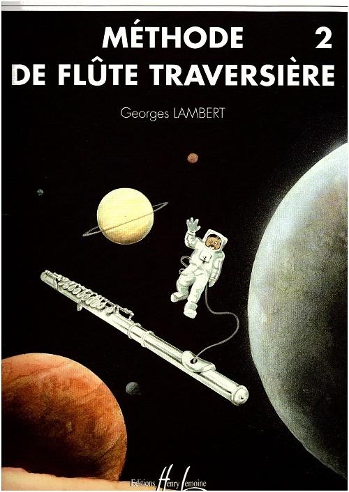 METHODE DE FLUTE VOL.2 --- FLUTE