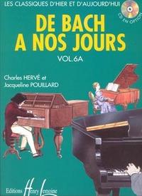 DE BACH A  NOS JOURS VOL.6A --- PIANO