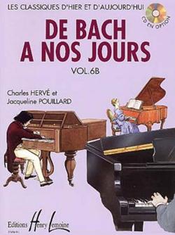 DE BACH A  NOS JOURS VOL.6B --- PIANO